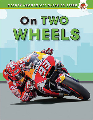 Cover: On Two Wheels