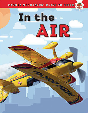 Cover: In the Air