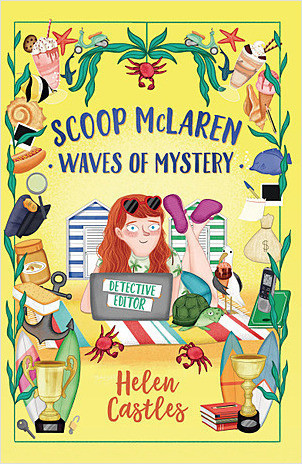 Cover: Waves of Mystery