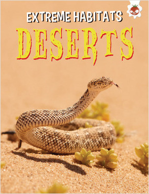 Cover: Deserts