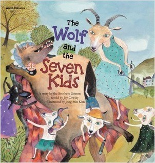 Cover: The Wolf and the Seven Kids
