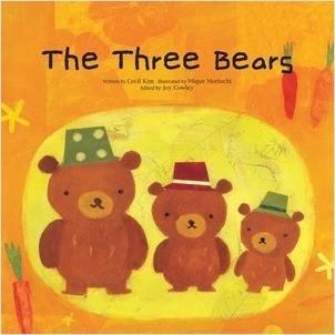 Cover: The Three Bears