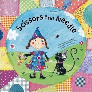 Cover: Scissors and Needle