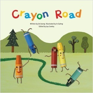 Cover: Crayon Road: Imagination - Lines
