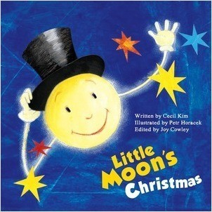 Cover: Little Moon's Christmas: Imagination - Objects