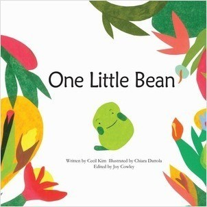 Cover: One Little Bean: Observation - Life Cycle