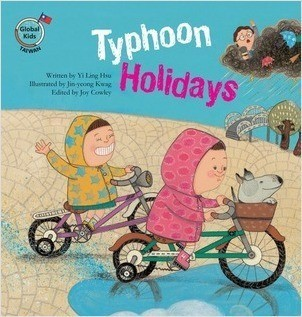 Cover: Typhoon Holidays: Taiwan