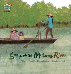 Cover: Song of the Mekong River: Vietnam