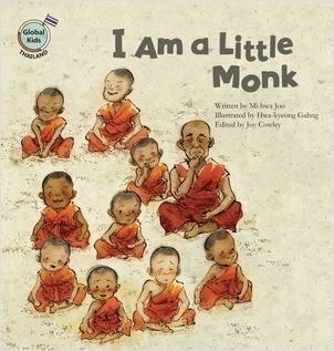 Cover: I Am a Little Monk: Thailand