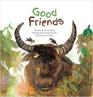 Cover: Good Friends: Animal Mutualism
