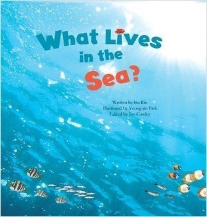 Cover: What Lives in the Sea?: Marine Life