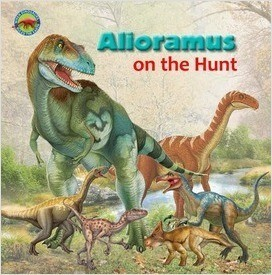 Cover: Alioramus on the Hunt