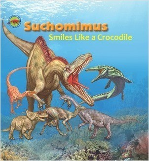 Cover: Suchomimus Smiles like a Crocodile