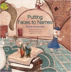 Cover: Putting Faces to Names: The Art of Raphael