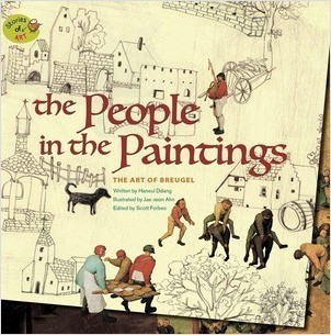 Cover: The People in the Paintings: The Art of Bruegel