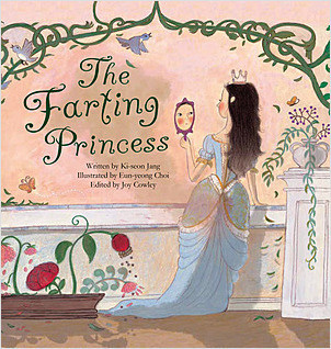 Cover: The Farting Princess: Digestion