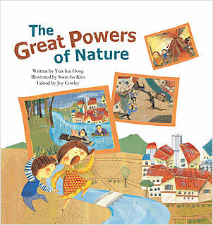Cover: The Great Powers of Nature: Natural Disasters