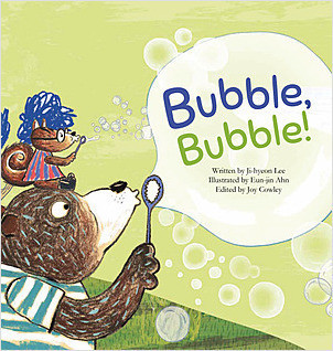 Cover: Bubble, Bubble!: Soap Bubble