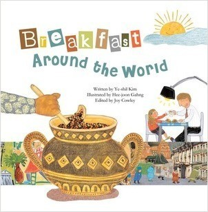 Cover: Breakfast Around the World: Fractions