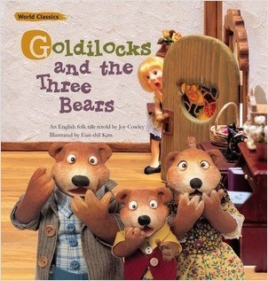 Cover: Goldilocks and the Three Bears