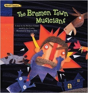 Cover: The Bremen Town Musicians
