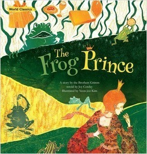 Cover: The Frog Prince