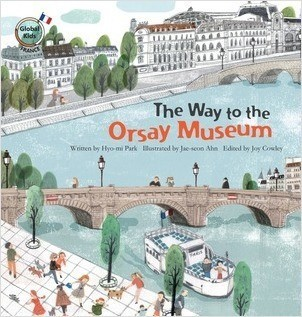 Cover: The Way to the Orsay Museum: France