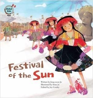 Cover: Festival of the Sun: Peru