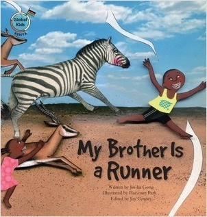Cover: My Brother Is a Runner: Kenya