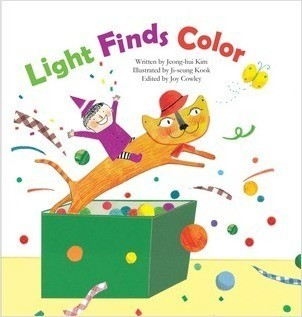 Cover: Light Finds Color: Light and Color