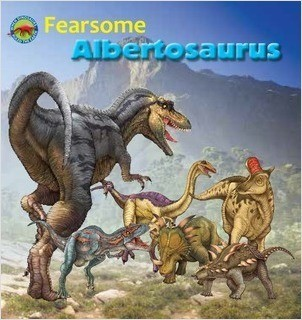Cover: Fearsome Albertosaurus