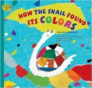 Cover: How the Snail Found Its Colors: The Art of Matisse