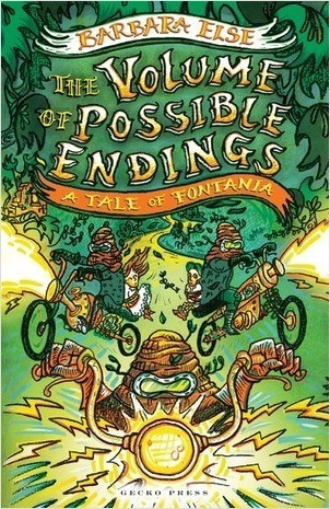Cover: The Volume of Possible Endings: A Tale of Fontania