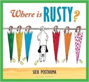Cover: Where is Rusty?