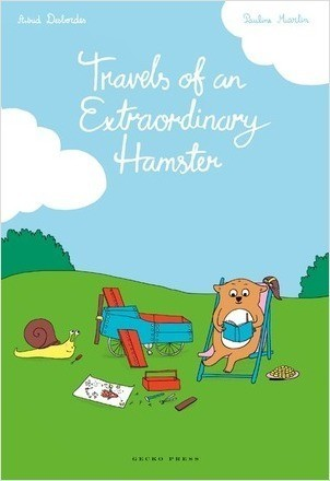 Cover: Travels of an Extraordinary Hamster