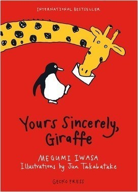 Cover: Yours Sincerely, Giraffe