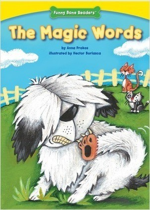 Cover: The Magic Words