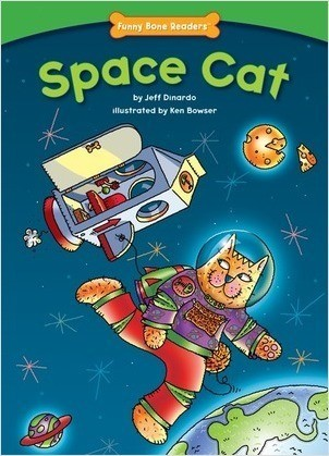 Cover: Space Cat