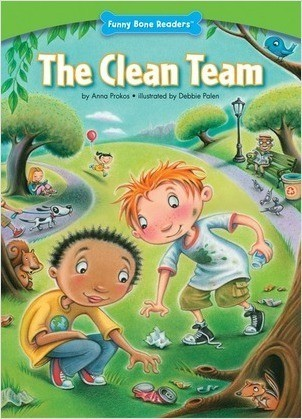 Cover: The Clean Team