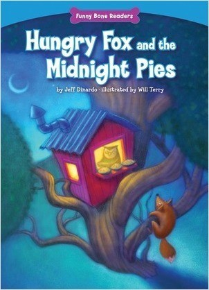 Cover: Hungry Fox and the Midnight Pies