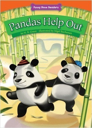 Cover: Pandas Help Out