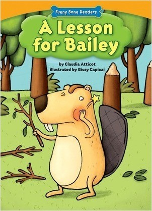 Cover: A Lesson for Bailey