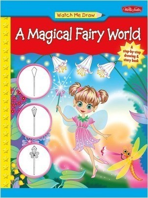 Cover: Watch Me Draw a Magical Fairy World