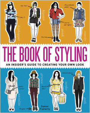 Cover: Book of Styling: An Insider's Guide to Creating Your Own Look