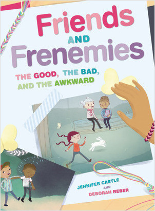 Cover: Friends and Frenemies: The Good, the Bad, and the Awkward