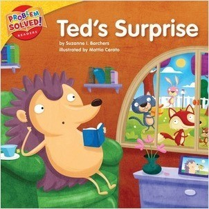 Cover: Ted's Surprise: A lesson on working together