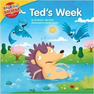 Cover: Ted's Week: A lesson on bullying
