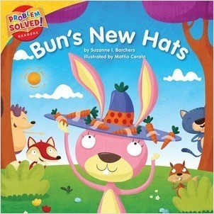 Cover: Bun's New Hats: A lesson on self-esteem