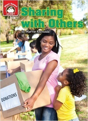 Cover: Sharing with Others: An Introduction to Financial Literacy