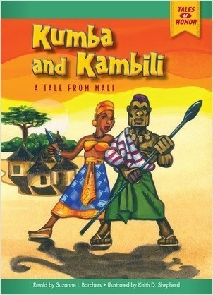 Cover: Kumba and Kambili: A Tale from Mali